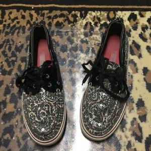S Perry Sequin Shoes 9